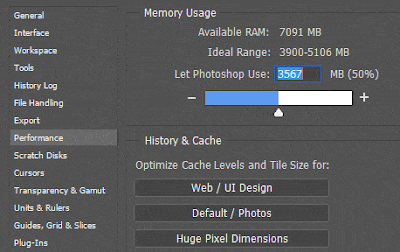 How to Resolve Error Not Enough Memory (RAM) in Photoshop