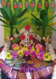Varamahalakshmi Vratam at Home: Pooja Procedure, Materials