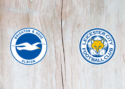 Brighton & Hove Albion vs Leicester City -Highlights 06 March 2021