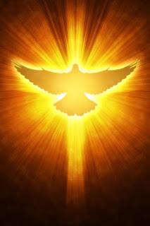 Le ali e il fuoco dello Spirito Santo