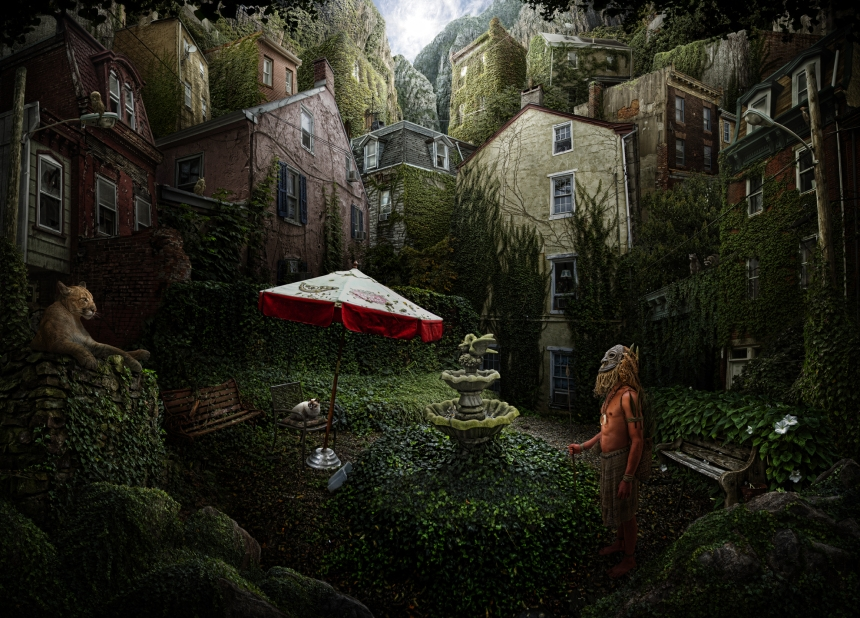 06-Ultima-Forgotten-Village-Nick-Pedersen-Photographer-and-Digital-Artist-Concerned-for-the-Environment-www-designstack-co
