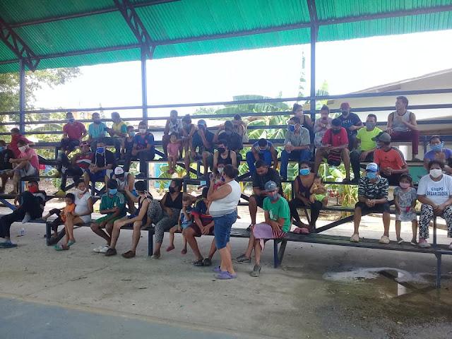APURE: 86 venezolanos llegaron al estado Apure provenientes de Colombia y distintos países de Sudamérica.