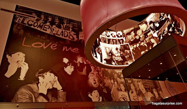 Os Beatles no Museu de Liverpool