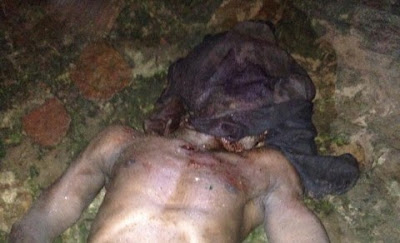 Another Old Man Hacked To Death By Herdsmen At Oji River (Viewers Discretion)