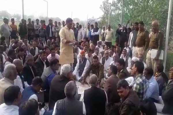 faridabad-mahawatpur-village-dalit-rajput-case-solve-by-police-compromise