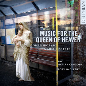 Music for the Queen of Heaven - Marian Consort - Delphian