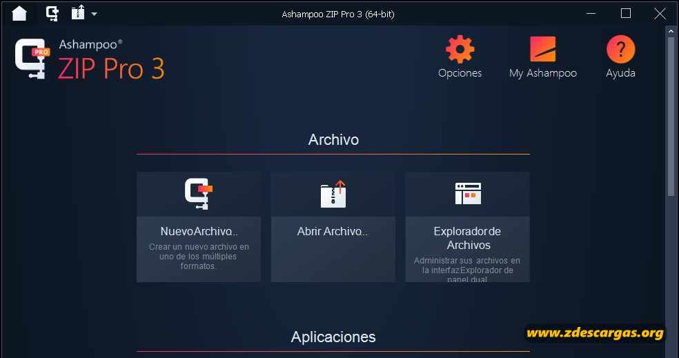 Ashampoo ZIP Pro Full Español