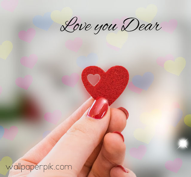 love you dear image download