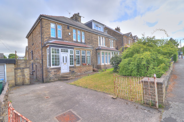 This Is Bradford Property - 3 bed semi-detached house for sale Redburn Drive, Shipley BD18