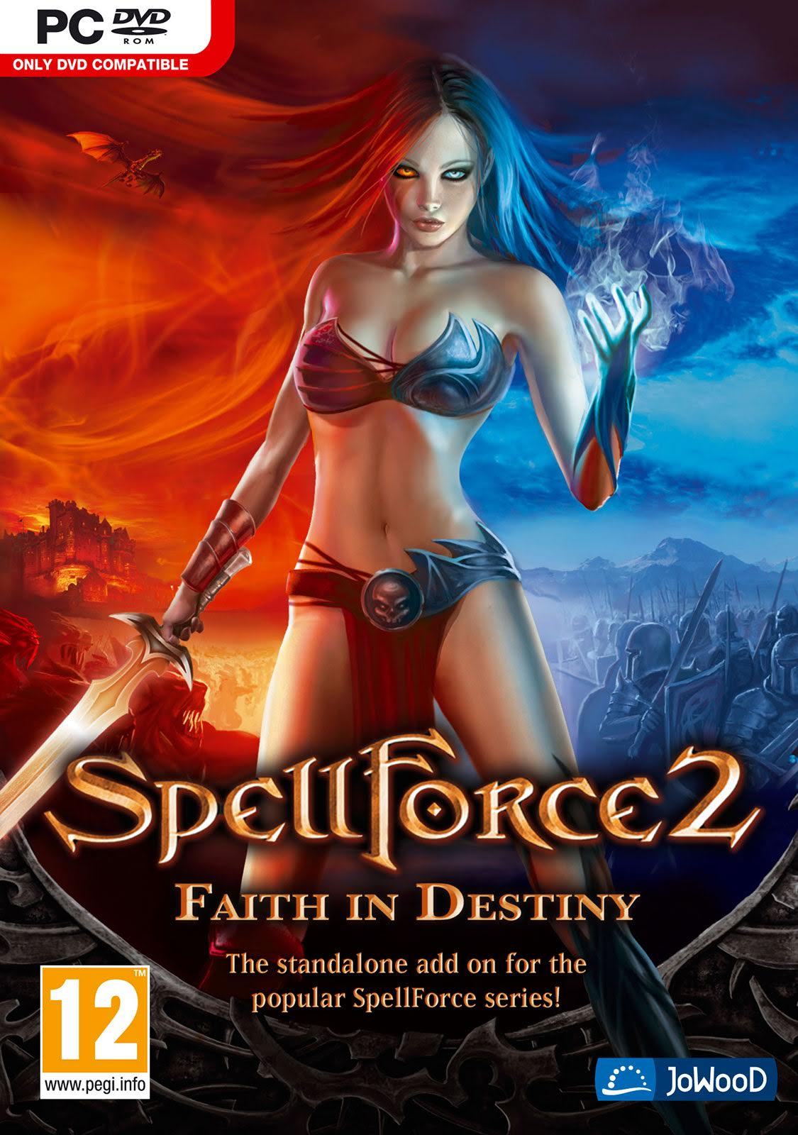 Spellforce 2: FiD