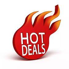 Today's Hot Deals