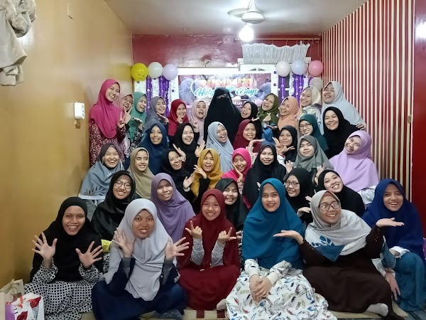 40 Hari, Daar El-Waseelah Cetak Enam Hafizah di Summer Holy Days