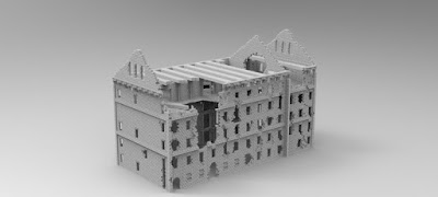 STRETCH GOAL £1000 OPENED STALINGRAD FLOUR MILL picture 2