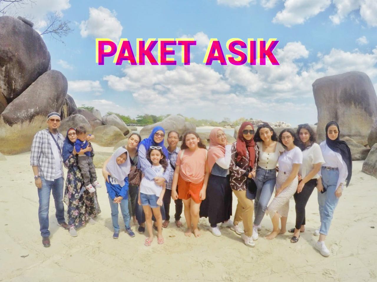 Paket Asik 3D2N