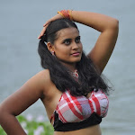 Mallu B Grade Beauty In Tight Blouse