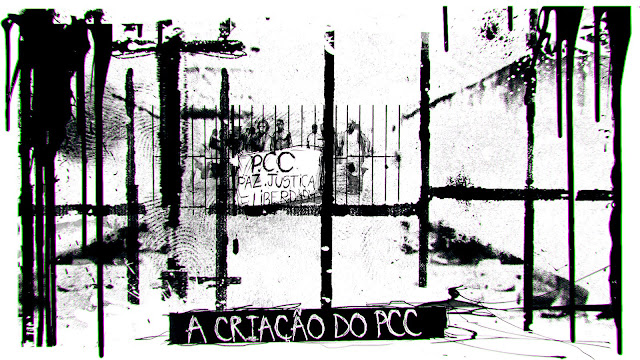 Como eu fundei o PCC: revela em carta Geleião o criador da maior facção criminosa do país. Só perdendo para o PT