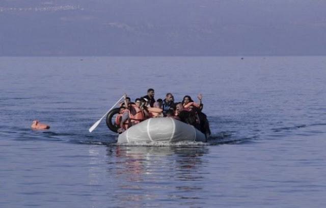 Αιγαίο: 424 μετανάστες έφτασαν στα νησιά μέσα σε 12 ώρες