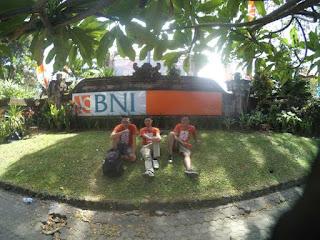 card center BNI wilayah Denpasar teuku umar barat