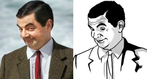 Mengenal Tokoh Dan Karakter Meme Komik