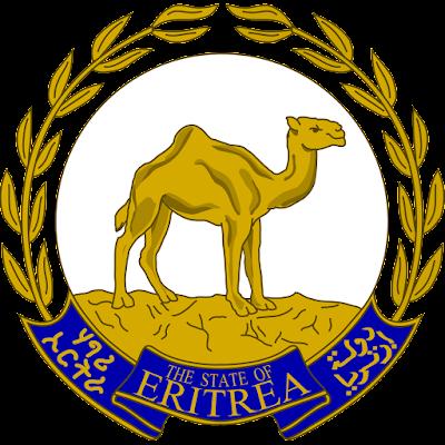 Coat of arms - Flags - Emblem - Logo Gambar Lambang, Simbol, Bendera Negara Eritrea