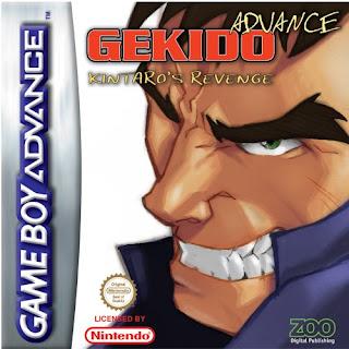 Rom de Gekido Advance: Kintaro's Revenge - GBA - PT-BR - Download