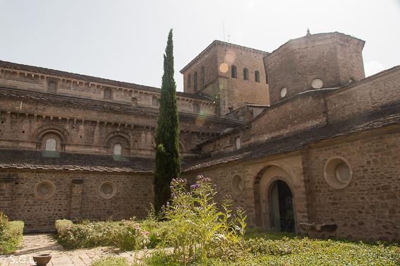 Catedral de San Pedro de Jaca. Recorrido por Huesca