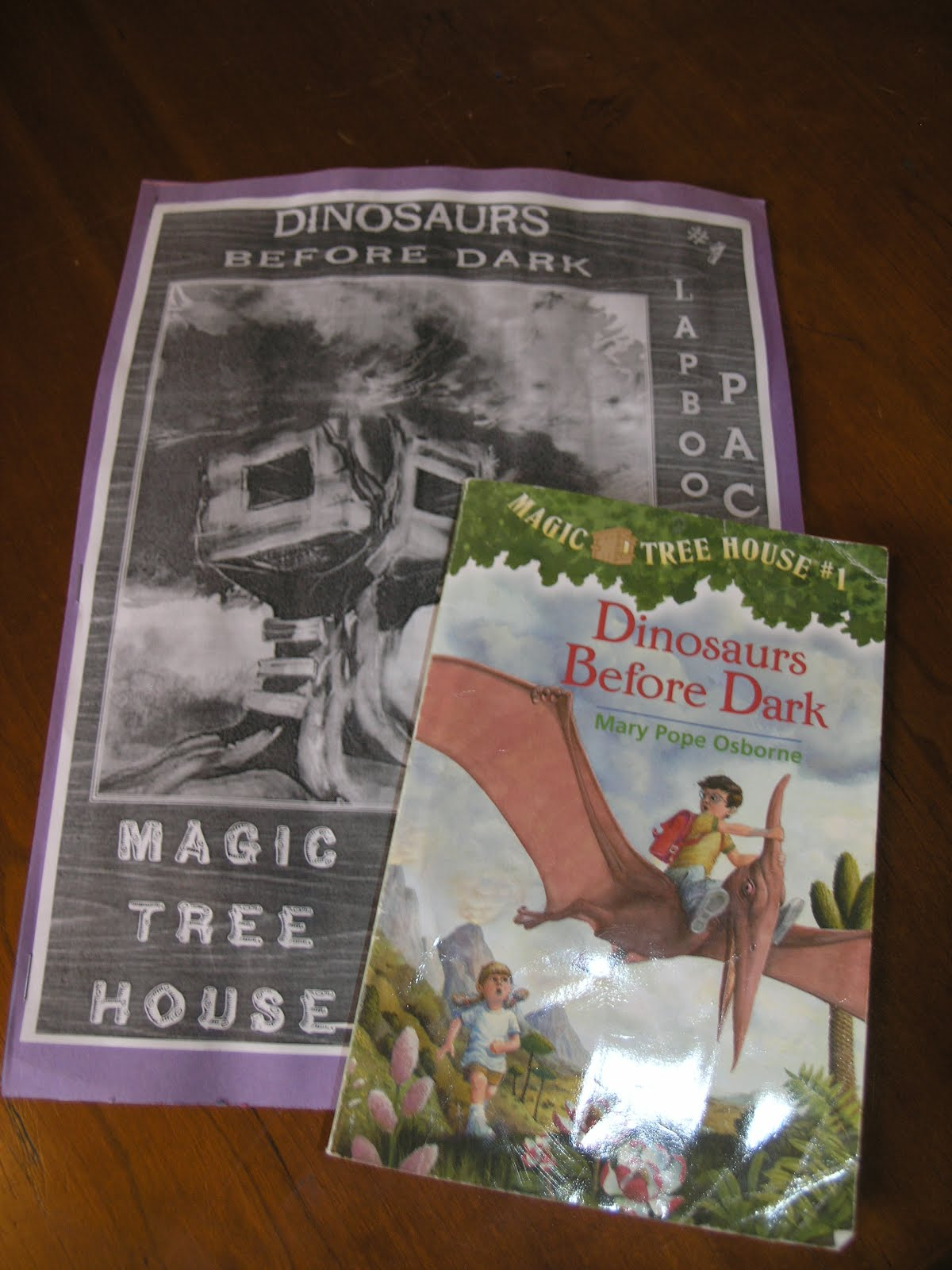 To Every Purpose Magic Tree House Units