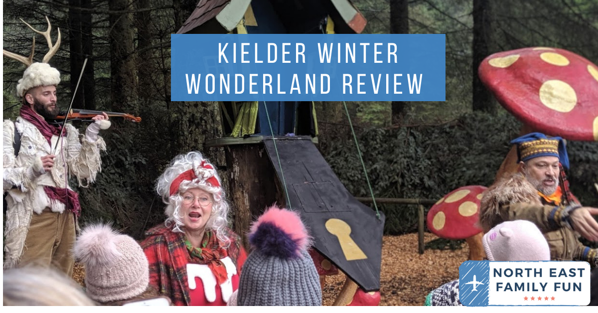 Kielder Winter Wonderland Review & Tips