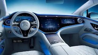 مرسيدس EQS سعر .سعر سيارة مرسيدس eqs .اجمل سيارات مرسيدس