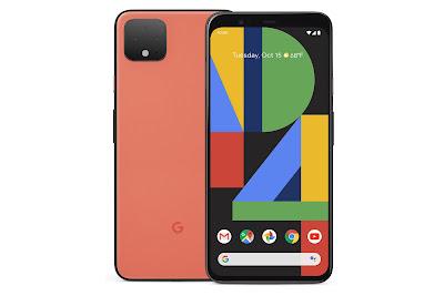 Google Pixel 4 XL Mobile Phone Image