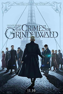 dunia penyihir sesudah selesainya Harry Potter Review Fantastic Beasts: The Crimes of Grindelwald
