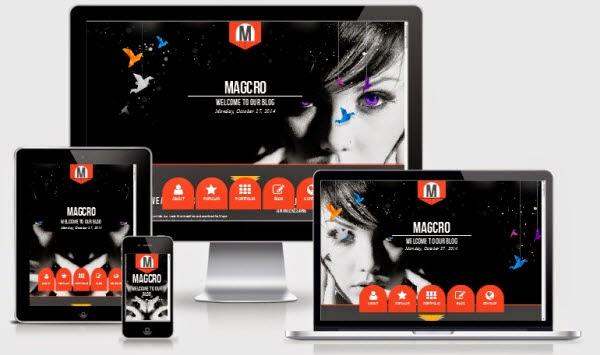 magcro parallax responsive blogger templates ngethemes ngethemes