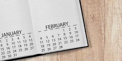 Inconsistency in blog posting schedule
