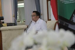 Ridwan Kamil Doakan Pemulihan Kesehatan Anies Baswedan dari COVID-19