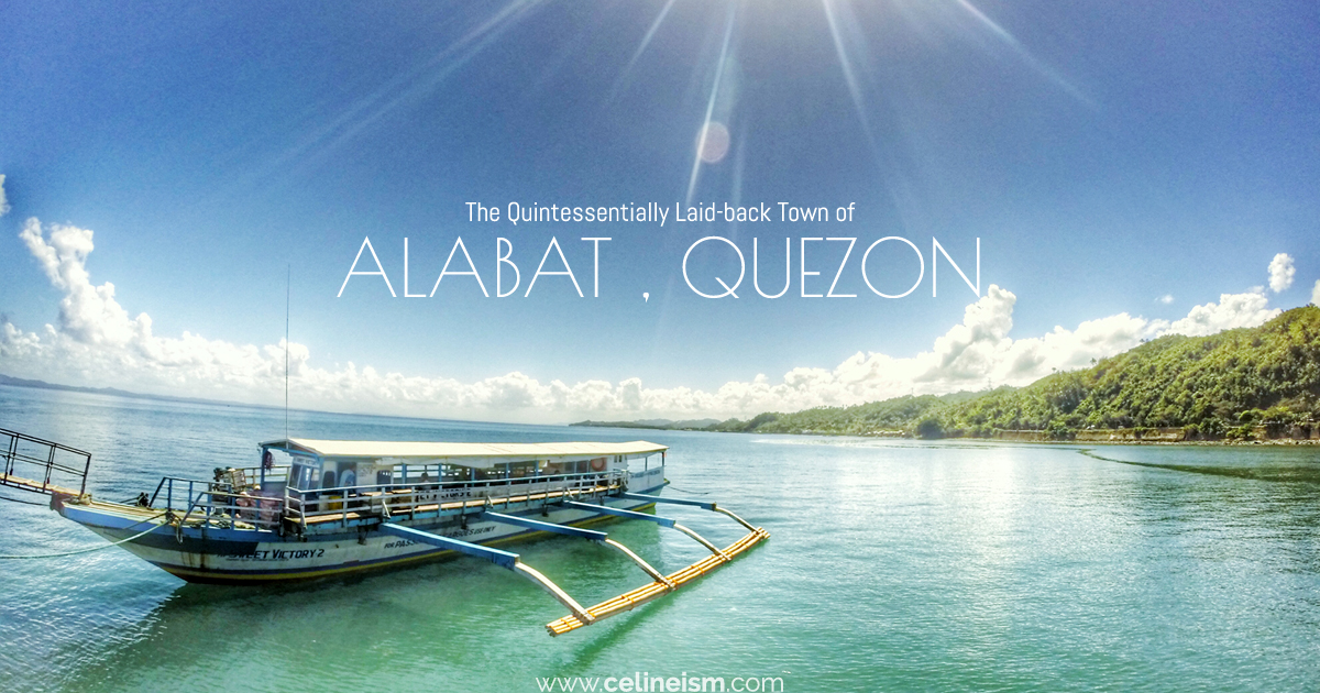 The Quintessentially Laid-back Town of Alabat, Quezon