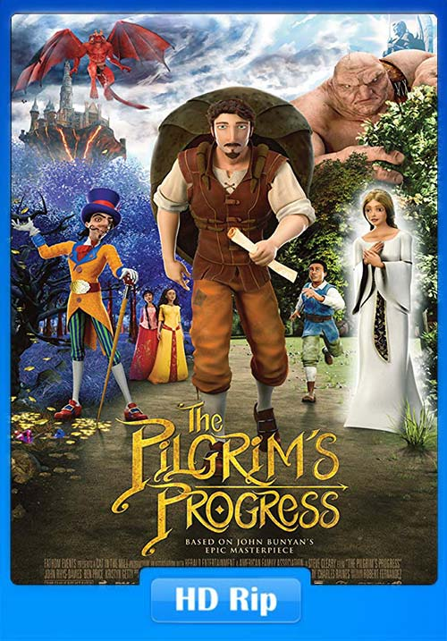 The Pilgrim's Progress 2019 720p AMZN WEB-DL | 480p 300MB | 100MB HEVC