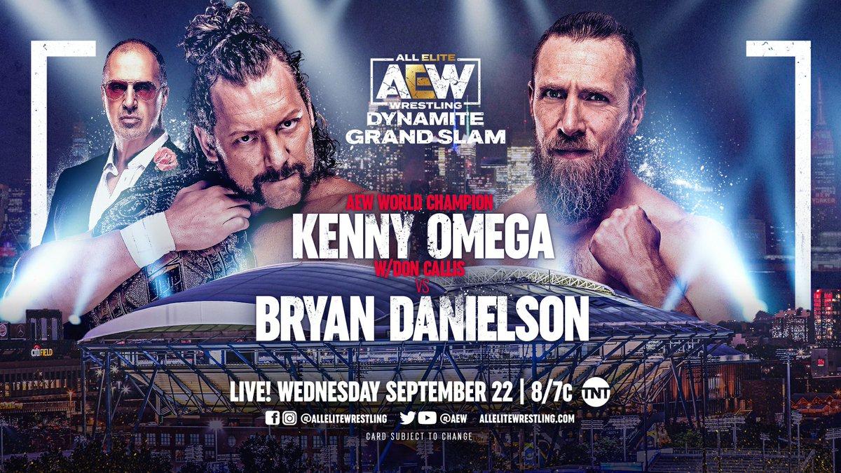 Cobertura: AEW Dynamite Grand Slam (22/09/2021) – Rainha!