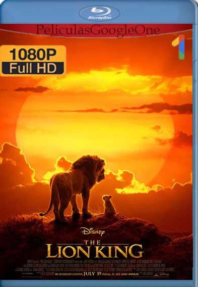 El Rey León [2019] [1080p BRrip] [Latino-Inglés] [GoogleDrive]