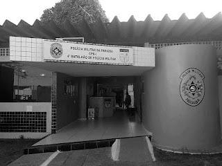 Comando do 4º BPM/PMPB Gilberto Felipe emite nota de pesara pelo falecimento do prefeito Zenóbio Toscano