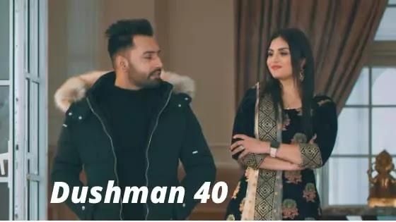 Dushman 40 Full Lyrics - Harf Cheema | Gurlej Akhtar | Punjabi Song