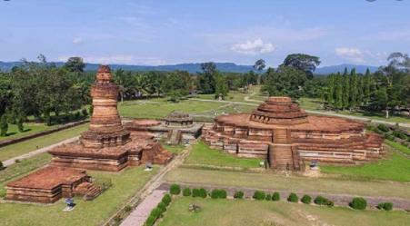 Muara Takus – Candi Peninggalan Kerajaan Sriwijaya di Riau