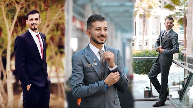 العطين يهنىء الصديق أوس الصليهم بمناسبة تخرجة من جامعة آل البيت