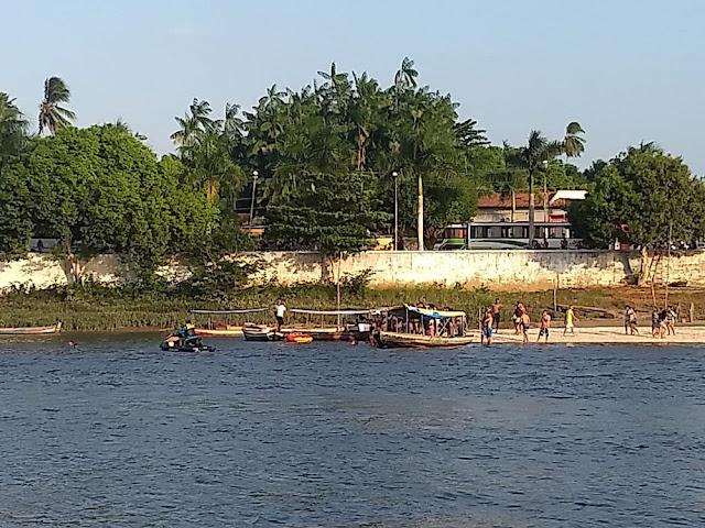 Homem morre afogado e corpo é encontrado no Rio Munim no Maranhão