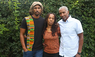 Debbie Davis said her separation from Move had 'been coming a long time'. She is pictured here with her son Mike Africa Jr and husband Mike Davis Sr. Photograph: Ed Pilkington/The Guardian