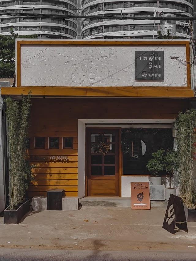 TRỐN - SÀI GÒN CAFE