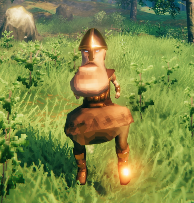 Stupid Valheim Mod turns strong Vikings into fat blobs
