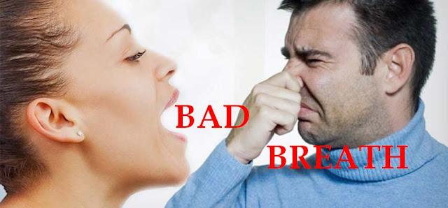 bau mulut
