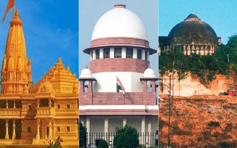 Muslim India Keluhkan Jauhnya Lokasi Pengganti Masjid Babri