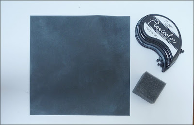 chalkboard paper tutorial