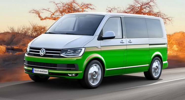Carscoops Vw T6